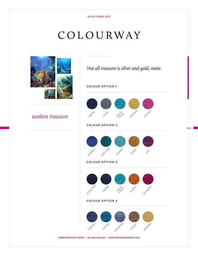 Colourway Proposals